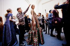 Best of Backstage Fall 2012 – Photos – Vogue