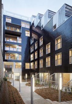 Gallery of Social-Housing Units in Paris / Atelier du Pont - 1