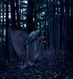 The Witch Of The Woods....