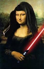 Σχετική εικόνα La Madone, Mona Lisa Parody, Mona Lisa Smile, But Is It Art, Old Movie Posters, Candy Art, American Gothic, Alternative Art, Kids Artwork
