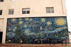 Impressionism + Street Art
