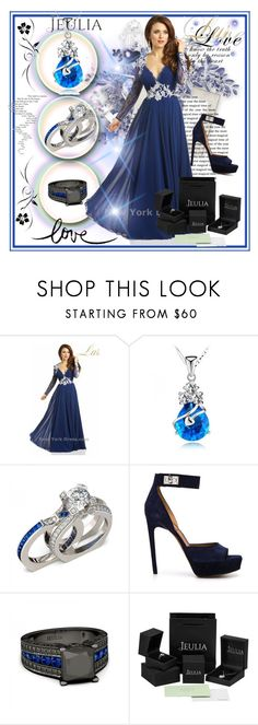 """""""Jeulia Jewelry"""" by lip-balm ❤ liked on Polyvore featuring Givenchy, women's clothing, women's fashion, women, female, woman, misses, juniors and jeulia"""