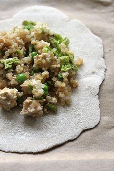 Glutenvrije en lactosevrije groentendumplings -- Gwyneth Paltrow (H)eerlijk
