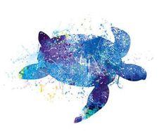 """Résultat de recherche d'images pour """"tortue carapace paysage tatouage"""""""
