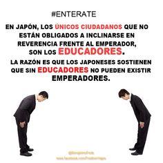 El saludo en Japón, significa un gesto de humildad y respeto hacia la otra persona.