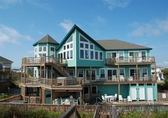 Twiddy Outer Banks Vacation Home - The Breakers II - Corolla - Oceanfront - 10 Bedrooms