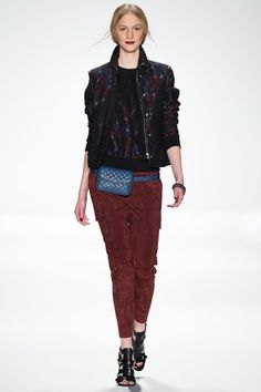 See the complete Rebecca Minkoff Fall 2014 Ready-to-Wear collection.