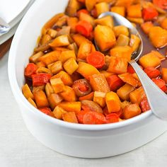 Food N, Food And Drink, Time To Eat, Root Vegetables, Sweet Potato, Potatoes, Baking, Koti, Recipes
