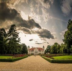 Eastern Palace, Kozłówka, Poland