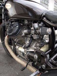 Honda CX 500 Cafe Racer by Kingston Custom Motorcycles | Moto Verso | Moto Verso