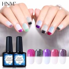Hearty 3d Cat Eye Nail Polish Magnetic Aurora Series Magic Stick Gradient 10ml Varnish Nail Art Lucky Lacquer Semi Permanent To Ensure Smooth Transmission Nail Gel