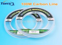 Cheap fishing line colors, Buy Quality fish directly from China fishing tackle line Suppliers: ilure Leada 100% Fluorocarbon Fishing Lines 100m/Spool Various Line Diameters Features: . 100% Clear Fluorocarbon L