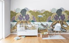 Wall mural R14451 Wild Willows