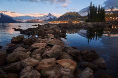 Camping at Garibaldi Lake