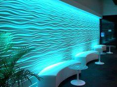 Ideas led indirekte beleuchtung decke dunkeles interior leuchte wandbeleuchtung rigips