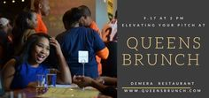 AtkCo, Inc. will be hosting the Queens Brunch on Saturday, September 17, 2016 from 2:00PM to 4:00PM at demera ethiopian restaurant in Chicago, IL. Attendees will be able to network and collaborate with women in business across various industries. Get your tickets today by visiting https://www.eventbrite.com/e/queens-power-brunch-for-women-tickets-26569585345.