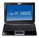 ASUS Eee PC 1000HE 10.1-Inch Black Netbook - 9.5 Hour Battery Life:Amazon:Computers & Accessories