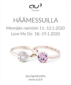 Goldsmiths is participating in wedding fairs in Helsinki the next two weekends! Join us and try out the most beautiful high quality wedding rings! Wedding Fair, Outdoor Life, Helsinki, Heart Ring, Most Beautiful, Jewelry Design, Join, Wedding Rings, Gardening