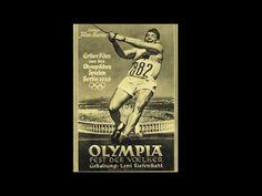 Олимпия II - 1938 Документальный фильм Германия
