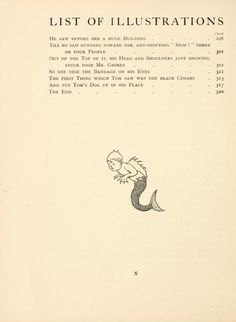 1915 - The water-babies: a fairy tale for a land-baby by Kingsley, Charles; art by Robinson, W. Heath (William Heath)