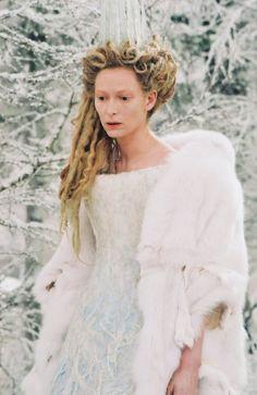 Tilda Swinton as The White Witch