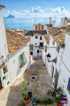 Missing this Altea, Alicante - Spain Places Around The World, Oh The Places You'll Go, Travel Around The World, Places To Travel, Places To Visit, Around The Worlds, Valencia, Wonderful Places, Beautiful Places