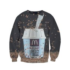McFlurry sweatshirt from Beloved Shirts