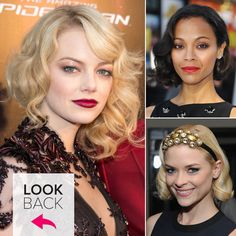 Get ready for the premiere of The Great Gatsby this weekend with a look at the celebrities who love Gatsby hair!