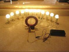 Super Joule Ringer! Lights my workshop 24/7. - YouTube