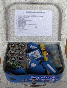 Karins-kortemakeri: Førstehjelpskoffert til mann på 40 Lunch Box, Student, Bento Box