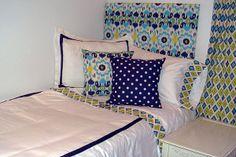 College Girl Dorm Room Bedding | Dorm Bedding
