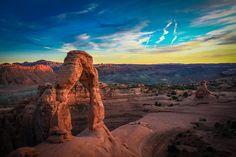 石のアーチ, 地質学, 形成, 石, アーチ, 自然, 風景, 国立公園, 浸食, ランドマーク, 風光明媚な