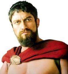 leonidas beard
