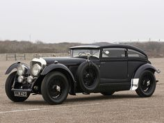 "1930 Bentley Speed Six ""Blue Train"" Recreation 