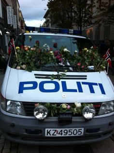 Jeg synes det illustrerer svært godt den fantastiske innsatsen politiet har gjort ifm. med grusomhetene vi opplevde fredag 22. juli.