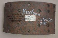 #budsan brake lining#23216