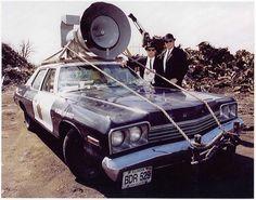 Movie: Blues Brothers(1980)  Car: 1974 Dodge Monaco