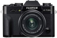 Fujifilm Canada Inc Fujifilm X-Series Power Zoom Lens Kit Black Sony A6000, Home Camera, Camera Lens, Nikon, Fuji X, Perfect Camera, Cmos Sensor, Color Filter, Digital Cameras