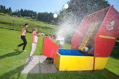 Unterhaltung für die Kinder, Spaß für die ganze Familie, und gut gezielt etwas Abkühlung für alle :-) ...auch das bietet der Freizeitpark Zahmer Kaiser Kaiser, Fun, Travel, Amusement Parks, Kids Fun, Entertaining, Viajes, Destinations, Traveling