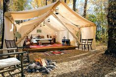 Diversifying Your Farm: Is It Time To Jump On The Glamping Bandwagon