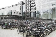 #bugattifashion #bugattitravel #fw14 #rotterdam #netherlands #bikes #TravelPhotography
