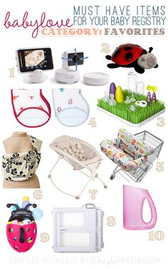 KA's List Of Must-Have Baby Registry Recommendations: Top 10 Favorite Things