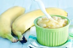 20 Clever Uses for Bananas (Besides Eating Them) — You can use bananas in your beauty routine with a DIY banana face mask, to grow houseplants with DIY mulch, polish silver, and more. 11 Months Baby Food, Egg Substitute In Baking, Banana Uses, Baby Food Recipes, Healthy Recipes, Simple Recipes, Banana Face Mask, Green Tea Face, Food Charts