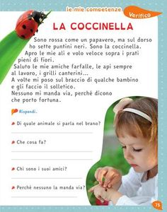 www.elilaspigaedizioni.it Italian Lessons, Italian Language, Learning Italian, Wallpaper Iphone Cute, Reading Material, Book Cover Design, Kids And Parenting, Textbook, Elementary Schools