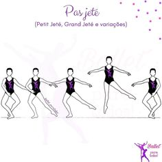Ballet Dance Videos, Dance Tips, Ballet Basics, Ballet Terms, Ballet Illustration, Ballerina Workout, Ballet Books, Flexibility Dance, Acro Dance