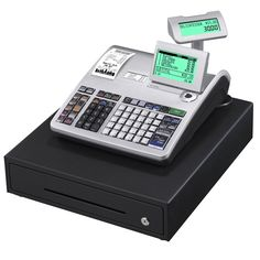 CASIO SE-S3000 CASH REGISTER - Casio Cash Registers - Casio - Cash Register Warehouse