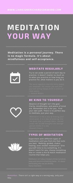 The benefits and som The benefits and some hints on how to meditate to suit you and your life. Meditation Mantra, Easy Meditation, Meditation Benefits, Mindfulness Meditation, Guided Meditation, Meditation Exercises, Meditation Videos, Meditation For Beginners, Meditation Techniques