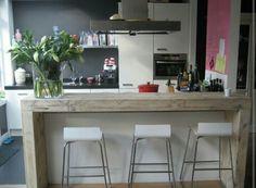 bron: www.interiorinsiders.nl #barretje #keuken