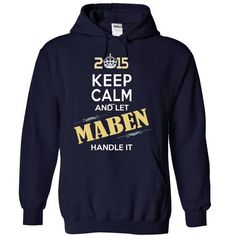 awesome I love MABEN tshirt, hoodie. It's people who annoy me