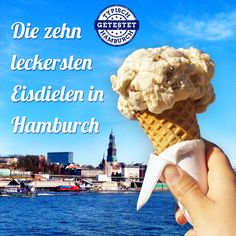 Die 10 leckersten Eisdielen in Hamburch